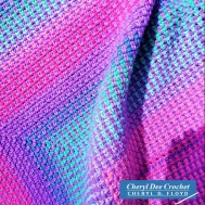 Islas Blanket crochet pattern by Cheryl Dee Floyd 2