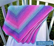 Islas Blanket crochet pattern by Cheryl Dee Floyd 3